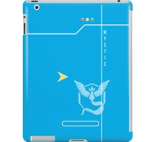 Blue Mystic Pokedex iPad Case/Skin