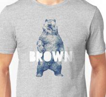 Brown Bear Unisex T-Shirt