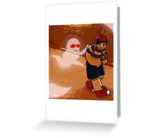 everything is scary Greeting Card