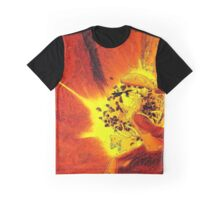 A Roses' Heart Graphic T-Shirt