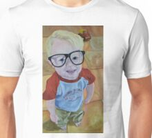 Oh, That Face Unisex T-Shirt