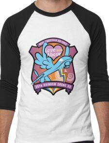 20th Rainbow Squadron Men's Baseball ¾ T-Shirt