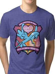 20th Rainbow Squadron Tri-blend T-Shirt