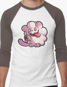 Swirlix Men's Baseball ¾ T-Shirt