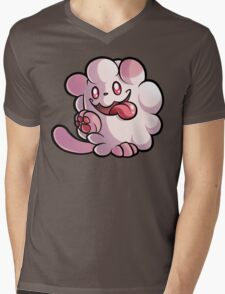 Swirlix Mens V-Neck T-Shirt