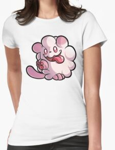 Swirlix Womens Fitted T-Shirt