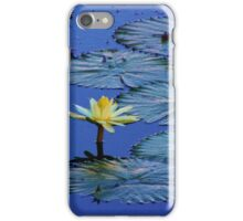 Water Lillies iPhone Case/Skin