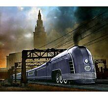 Mercury Train Photographic Print