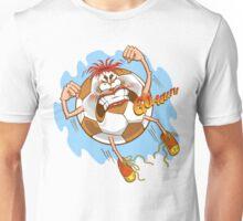 Soccer Ball Makes A Goal Unisex T-Shirt