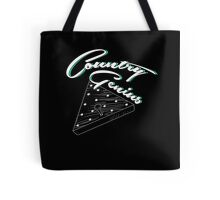 Country Genius - Restaurant Triangle Peg Tee Game Tote Bag