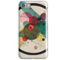 In the style of Kandinsky - perfect for bed iPhone Case/Skin
