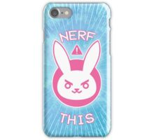 NERF THIS iPhone Case/Skin