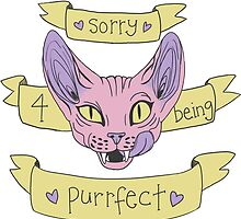 Purrfect by jabbershire