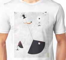 In the style of Miro Unisex T-Shirt