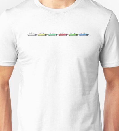 Citroen DS Multicolour Unisex T-Shirt