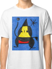 In the style of Miro - Dancing Classic T-Shirt