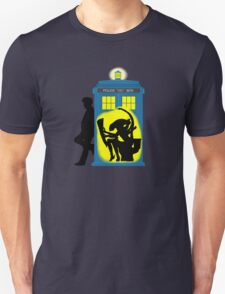 Who's There? Unisex T-Shirt