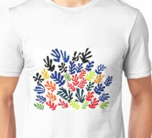 In the style of matisse flowers 1 Unisex T-Shirt