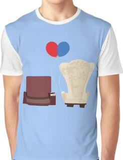 u p Graphic T-Shirt