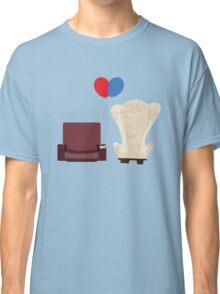 u p Classic T-Shirt