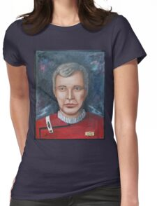 CAPT. KIRK Womens Fitted T-Shirt