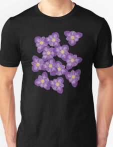 There'll Be Crocuses Unisex T-Shirt