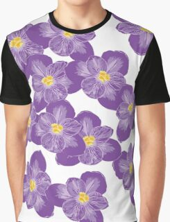 There'll Be Crocuses Graphic T-Shirt