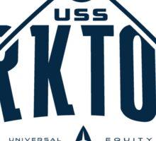 Yorktown Space Station Sticker