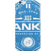 USS Franklin iPhone Case/Skin