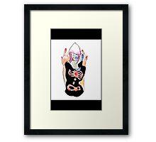 DENZEL WASHINGTON Framed Print