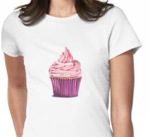 Sweet Treat Womens Fitted T-Shirt