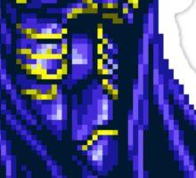 Golbez boss sprite - FFRK / FF4 Sticker