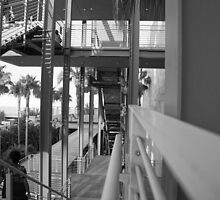 LACMA stairway by Lancevfx
