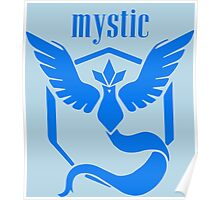 Mystic Team Poster