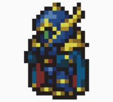 Golbez sprite - Final Fantasy IV (FFRK) One Piece - Short Sleeve