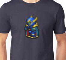Golbez sprite - Final Fantasy IV (FFRK) Unisex T-Shirt