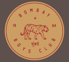 Bombay Boys Club Baby Tee