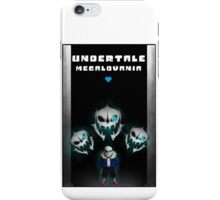 Megaloposter iPhone Case/Skin