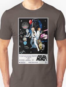 Rick and Morty Wars Unisex T-Shirt
