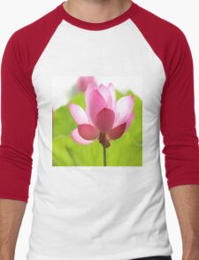 Lovely Flower Men's Baseball ¾ T-Shirt