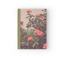 Rose Garden Hardcover Journal