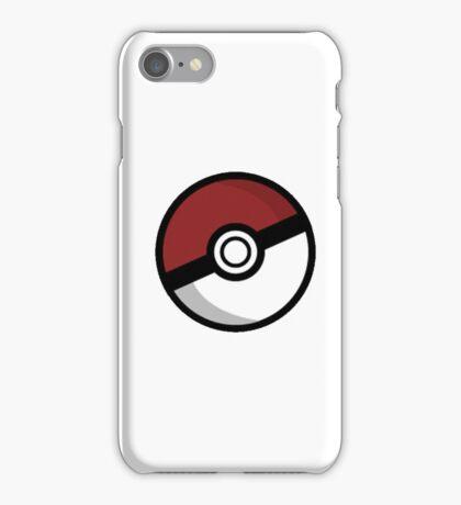 Pokemon Logo iPhone Case/Skin