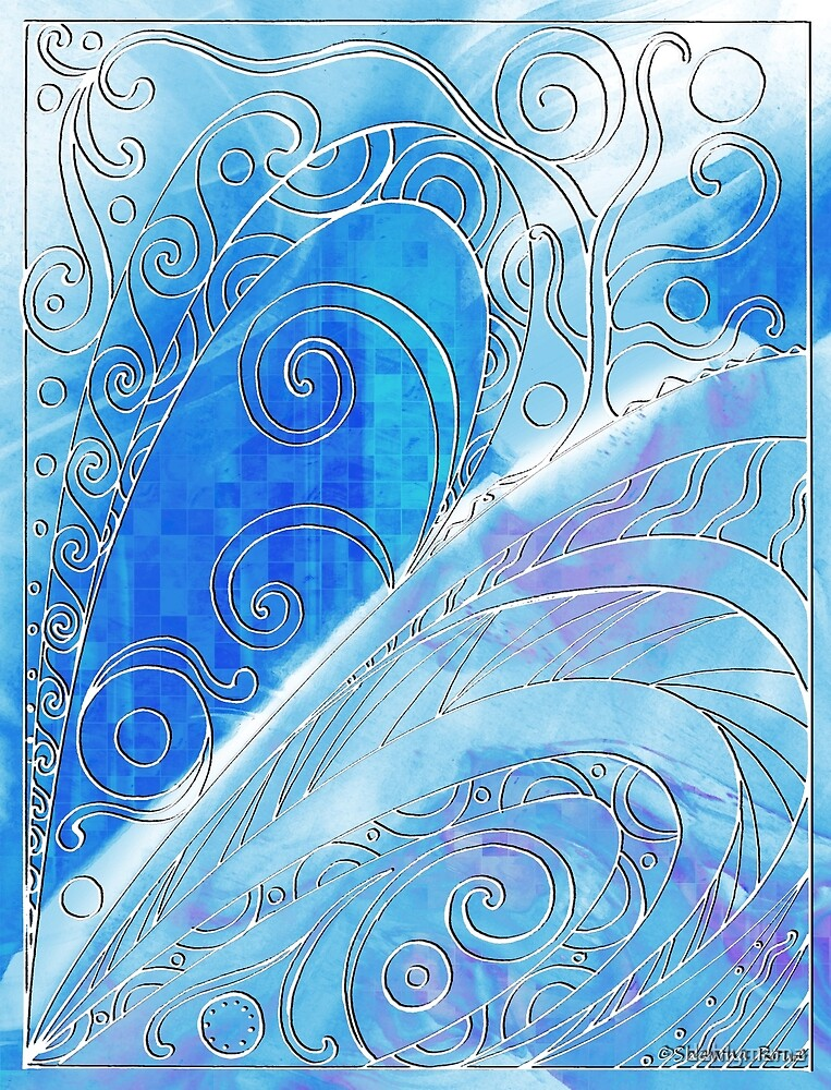 Winter Solstice  by Shawna Rowe