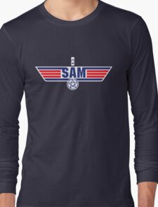 Winchester Guns Sam Long Sleeve T-Shirt