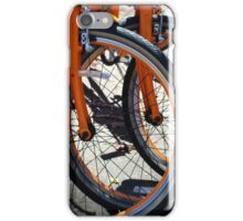 Bike Wheels iPhone Case/Skin
