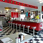 141 Diner, Gateway, Colorado by Margaret  Hyde