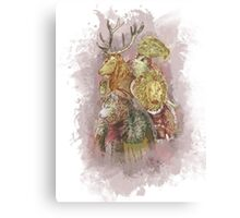 Beasts of Westeros Canvas Print