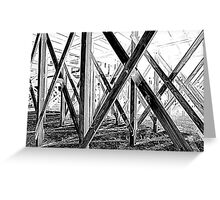 Structural Support Greeting Card