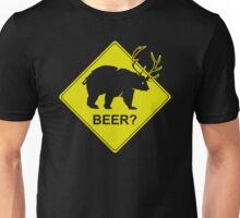 Beer, Bear, Deer Unisex T-Shirt