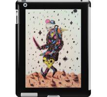 Space Streetwear iPad Case/Skin